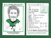 Plymouth Argyle Gordon Staniford 10